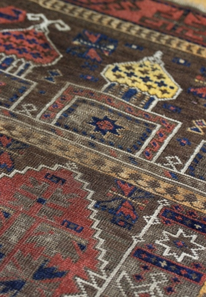 Rug with Mosque MpB 011