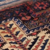 Small double niche rug MsB 004