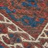 Double niche rug MsB 008