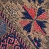 Double niche rug MsB 047